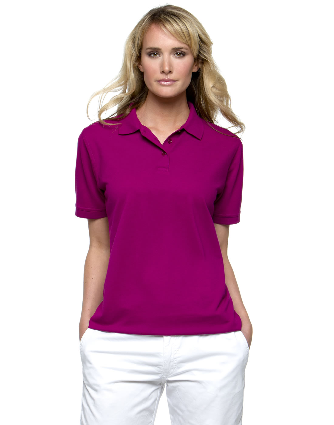 Kk703 Kustom Kit Ladies Classic Polo Shirt